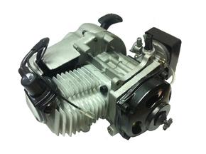 Двигатель на мини байк (49сс 2т)