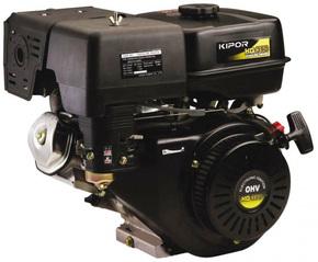 Двигатель Kipor KG390E