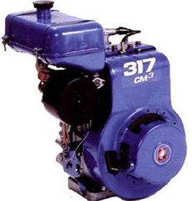 Двигатель Нева ДМ1К