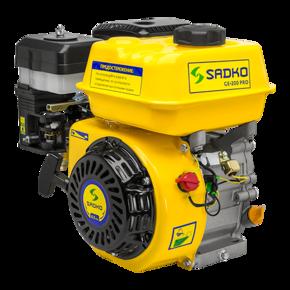 Двигатель Sadko GE-200 PRO