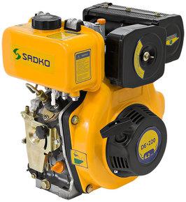 Двигатель Sadko DE-220