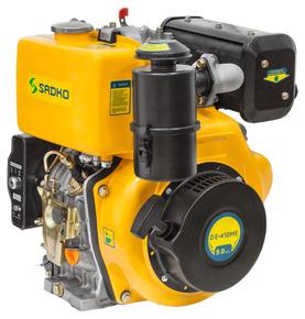 Двигатель Sadko DE-410МE