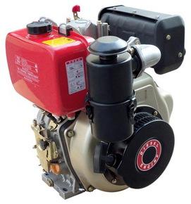 Двигатель Зубр 186F