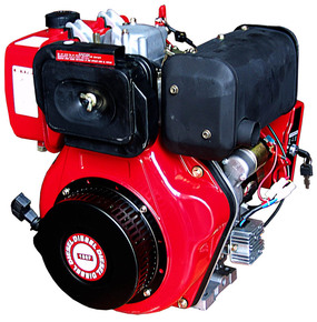 Двигатель Зубр 186FE