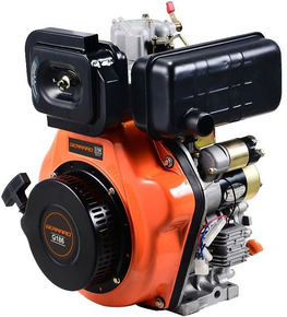 Двигатель Gerrard G186 (дизельный) 9л.с.