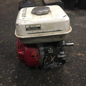 Двигатель бензиновый 168F 008202850 Уценка!