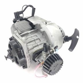 Двигатель на мини байк 49сс 2т