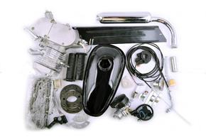 Веломотор двигатель для велосипеда F80 80см3 комплект