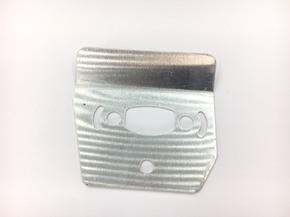 Экран термоизолирующий между карбюратором и цилиндром 137