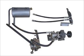 Комплект гидравлики minitraktor