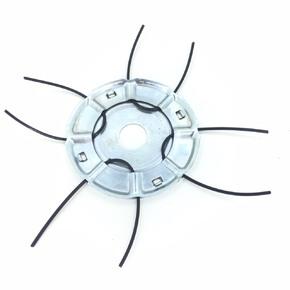 Катушка краб металическая мотокосы