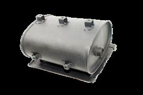 Глушитель 177F 188F  4 - 6 кВт