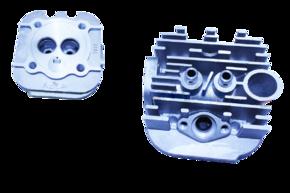Головка цилиндра CH 170F