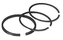 Кольца поршневые B&S 3.5HP 5HP +0.1