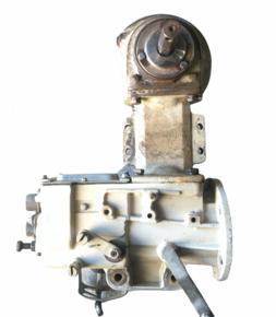 Коробка передач в сборе LX2040  Zubr Z-17