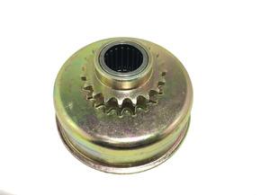 Корпус муфты сцепления центробежного Ø=19мм, 20 зубов цепной привод