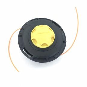 Косильна головка шпуля автоматическая с желтым фиксатором