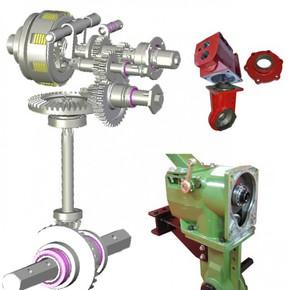 Механизм КПП 2+1 105 - 135