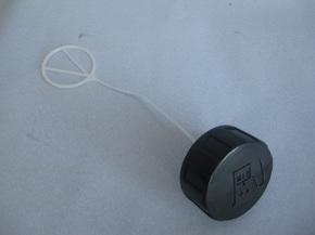 Крышка топливного бака в сборе МК10-1