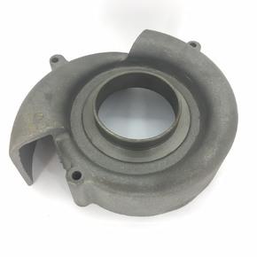 Крышка крыльчатки мотопомпы тип 3 под 3 болта (улитка)