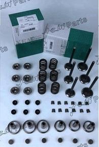 Kubota D1005 комплект клапанов в сборе