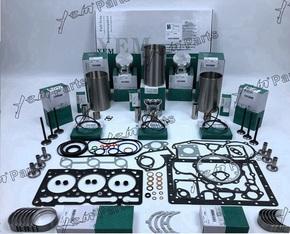 Kubota D1005 ремонтный комплект двигателя в сборе