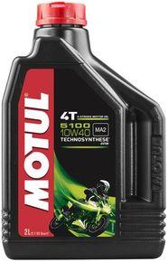 моторное масло  Motul 4T 5100 SAE 10W40 2L
