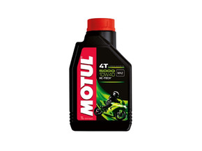 масло моторное MOTUL 5000 4T 10W-40 1L