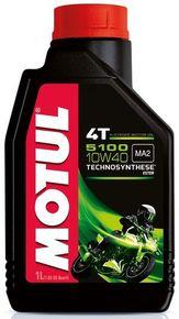 моторное масло Motul 5100 4T 10W40 1L