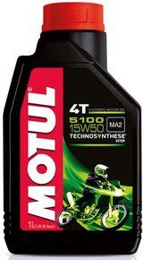 моторное масло Motul 5100 4T 15W-50 1L