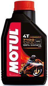 моторное масло Motul 7100 4T 10W-30 1L