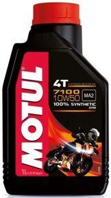 моторное масло MOTUL 7100 4T 10W-50 1L