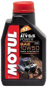моторное масло Motul ATV SXS Power 4T 10W-50 1L