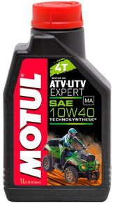 моторное масло Motul ATV-UTV Expert 4T 10W-40 1L