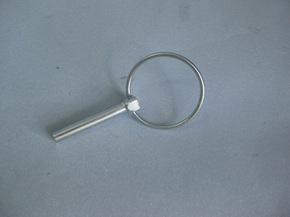 Палец стопорный колеса МБ40-1