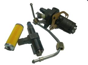 Топливная аппаратура R190 комплект