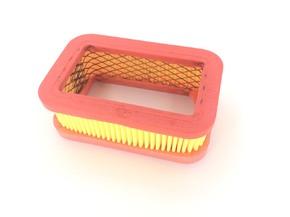 pi4500-5200 Фильтр воздушный (квадрат металл)