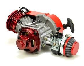Двигатель на мини байк (sport) (49сс 2т)