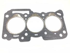 Прокладка ГБЦ металлопаронитовая КМ376