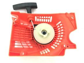 Ручной стартер красный на 4 зацепа 4500 5200