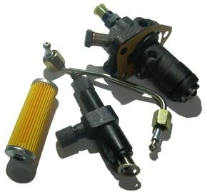 Топливная аппаратура R180
