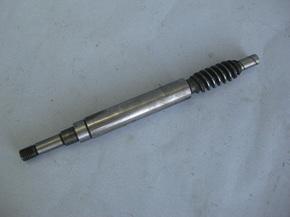 Вал редуктора (червяк) МК30-2