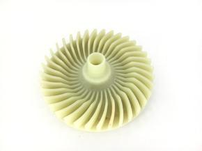 Вентилятор двигателя электропилы