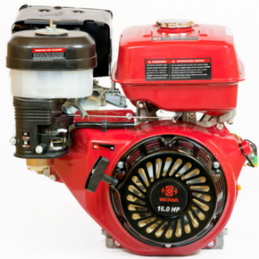 Двигатель WEIMA WM190F-L  16 л.с., бензин, шпонка, редуктор