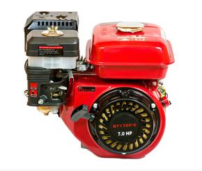 Двигатель WEIMA BT170F-S 7 л.с., бензин, шпонка