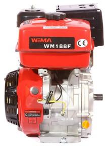Двигатель WEIMA WM188F-T  13 л.с., бензин, шлиц