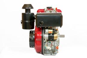 Двигатель WEIMA WM188FBSE  12 л.с., дизель, шпонка