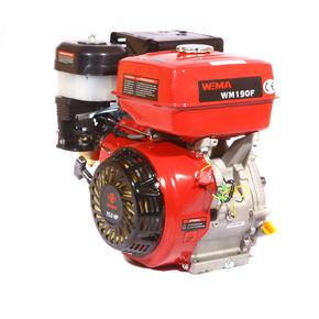 Двигатель Weima WM190F-S2Р 16 л.с., бензин, шпонка, шкив