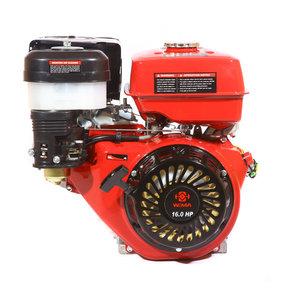 Двигатель WEIMA WM190F-S  16 л.с., бензин, шпонка