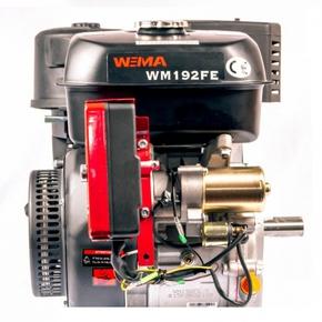 Двигатель WEIMA WM192FЕ 14 л.с., дизель, шпонка